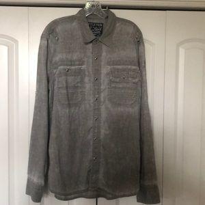 Affliction Men's Shirt